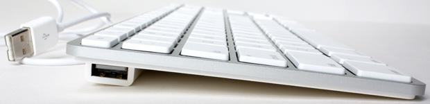 Как разобрать Apple клавиатуру